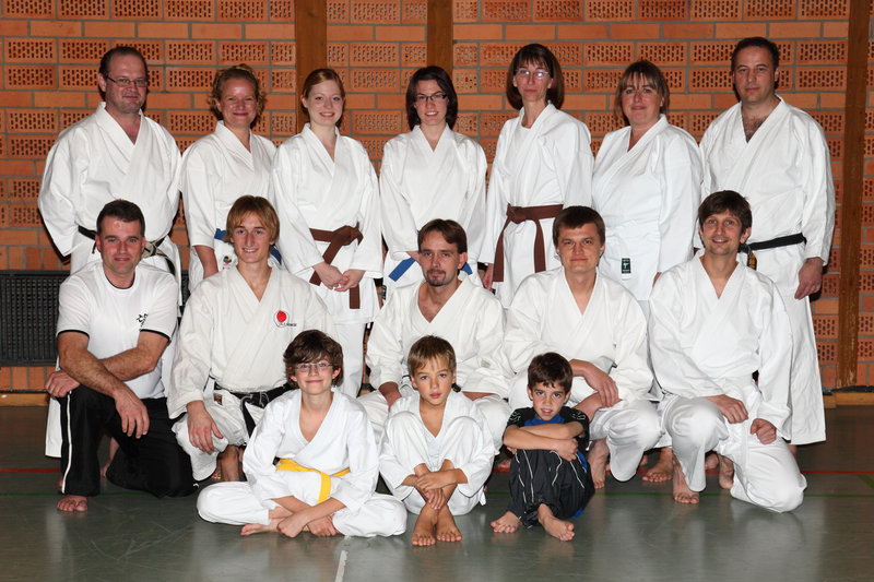 Karate In Friedberg